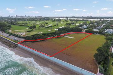 Home for Sale at 901 N Ocean Boulevard, Palm Beach FL 33480
