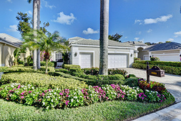 Home for Sale at 16064 Villa Vizcaya Place, Delray Beach FL 33446