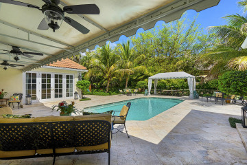 Home for Sale at 12450 Indian Road, North Palm Beach FL 33408