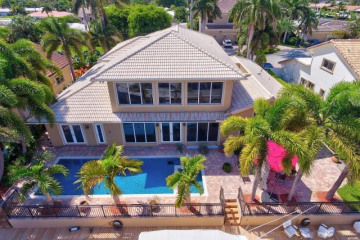 Home for Sale at 4280 NE 23rd Terrace, Lighthouse Point FL 33064