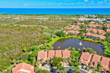 Home for Sale at 403 Sea Oats Drive #C, Juno Beach FL 33408