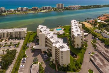 Home for Sale at 19800 Sandpointe Bay Drive #809, Tequesta FL 33469