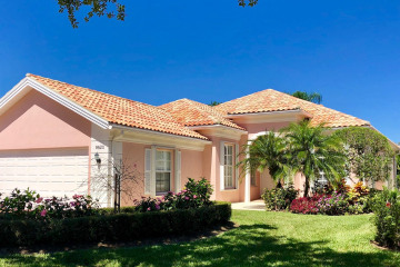 Home for Sale at 9520 SW Wedgewood Lane, Stuart FL 34997