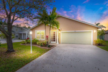 Home for Sale at 2442 SW Plymouth Way, Stuart FL 34997