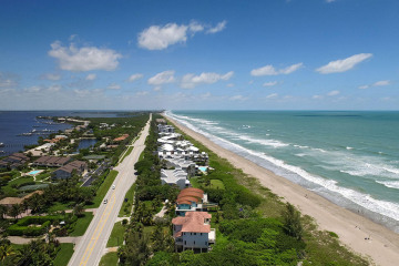 Home for Sale at 1981 NE Ocean Boulevard, Stuart FL 34996