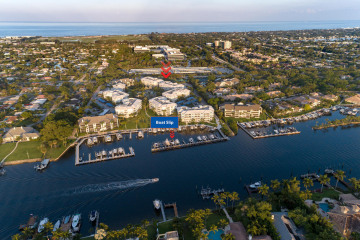 Home for Sale at 1042 Bay Colony Drive S, Juno Beach FL 33408