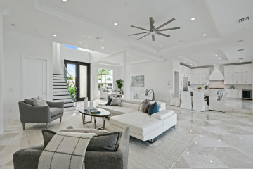 Home for Sale at 1345 Oyster Bay, North Palm Beach FL 33408