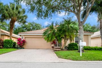 Home for Sale at 6863 Viale Elizabeth, Delray Beach FL 33446
