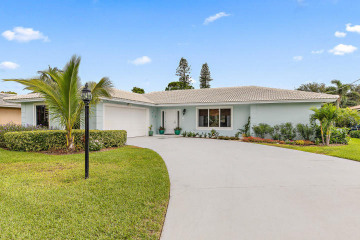 Home for Rent at 1951 Juno Isles Boulevard, North Palm Beach FL 33408