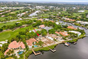 Home for Sale at 120 Clipper Lane, Jupiter FL 33477