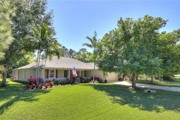 Home for Sale at 8435 SW Westwood Lane, Stuart FL 34997