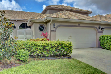 Home for Sale at 5315 Monterey Circle, Delray Beach FL 33484