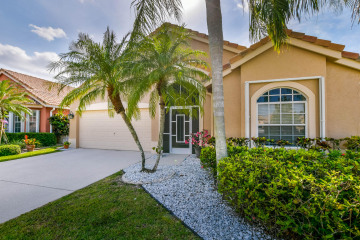 Home for Sale at 7950 Stirling Bridge Boulevard S, Delray Beach FL 33446