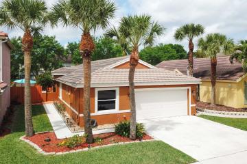 Home for Sale at 7565 Savannah Lane, Lake Worth FL 33463