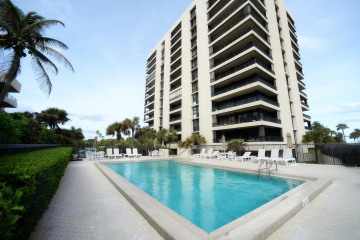 Home for Rent at 450 Ocean Drive #1004, Juno Beach FL 33408