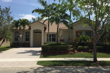 Home for Rent at 1366 Crossbill Court, Weston FL 33327