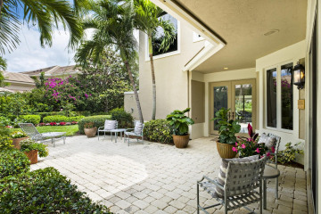 Home for Sale at 11960 SE Birkdale Run, Tequesta FL 33469