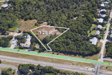 Home for Sale at Unassigned Dixie Highway, Hobe Sound FL 33455