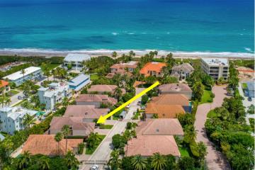 Home for Sale at 312 Alicante Drive, Juno Beach FL 33408