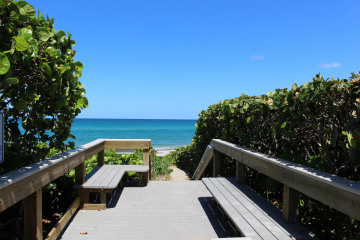 Home for Sale at 50 Celestial Way #6E, Juno Beach FL 33408