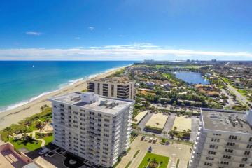 Home for Sale at 500 Ocean Drive #E-8A, Juno Beach FL 33408
