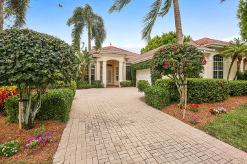 Home for Rent at 132 Pembroke Drive, Palm Beach Gardens FL 33418