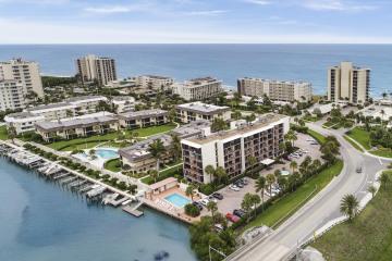 Home for Sale at 225 Beach Road #203, Tequesta FL 33469