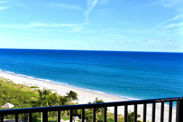 Home for Sale at 450 Ocean Drive #904, Juno Beach FL 33408