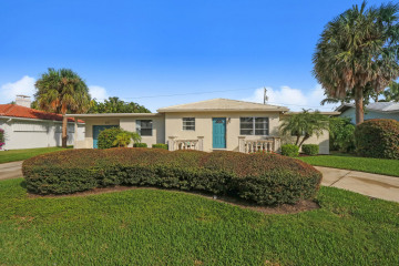 Home for Rent at 313 Claremont Lane, Palm Beach Shores FL 33404