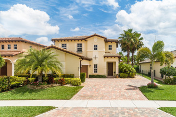 Home for Sale at 205 Andros Harbour Place, Jupiter FL 33458