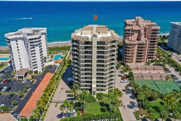 Home for Sale at 570 Ocean Drive #502, Juno Beach FL 33408