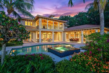 Home for Sale at 3200 Monet Drive W, Palm Beach Gardens FL 33410