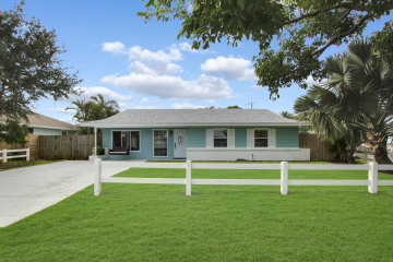 Home for Sale at 4228 Mark Street, Tequesta FL 33469