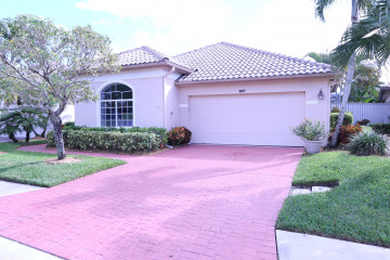 Home for Rent at 937 Augusta Pointe Drive, Palm Beach Gardens FL 33418