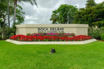 Home for Sale at 16637 Boca Delray Drive, Delray Beach FL 33484