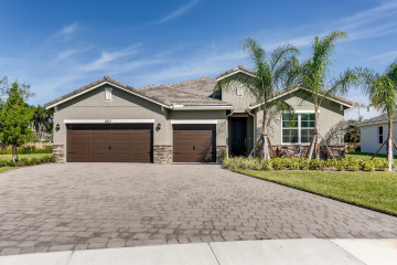 Home for Sale at 2511 SW Berry Park Circle, Palm City FL 34990