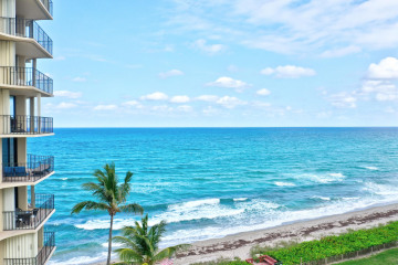 Home for Rent at 5480 N Ocean Drive #A 7 C, Singer Island FL 33404