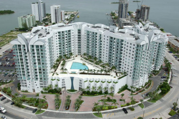 Home for Rent at 7900 Harbor Island Drive #PH13, North Bay Village FL 33141
