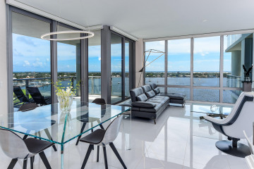 Home for Sale at 1 Water Club Way #1102, North Palm Beach FL 33408