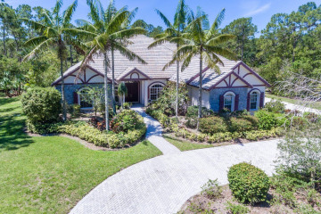 Home for Sale at 14161 Caloosa Boulevard, West Palm Beach FL 33418