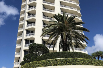 Home for Sale at 425 S Beach Road #PH-A, Tequesta FL 33469