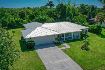 Home for Sale at 2433 NW Everglades Boulevard, Stuart FL 34994