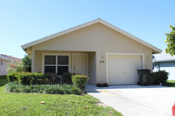 Home for Sale at 412 Southridge Road, Delray Beach FL 33444