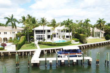 Home for Sale at 11087 Old Harbour Road, North Palm Beach FL 33408