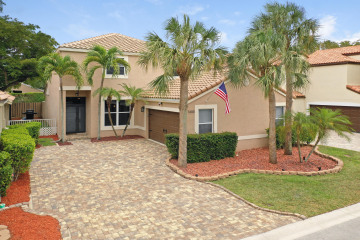Home for Sale at 7600 NW 61st Terrace, Parkland FL 33067