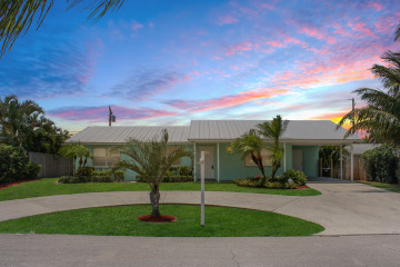 Home for Sale at 371 Mars Avenue, Tequesta FL 33469