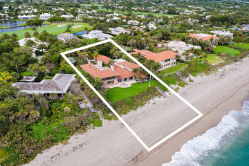 Home for Sale at 11784 Turtle Beach Road, North Palm Beach FL 33408