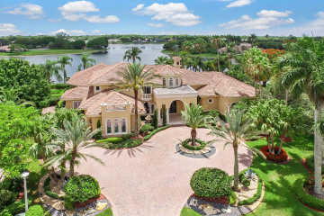 Home for Sale at 7602 Marblehead Lane, Parkland FL 33067