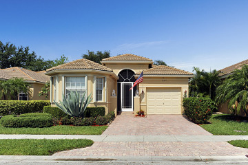 Home for Sale at 15571 Canabria Lane, Delray Beach FL 33446
