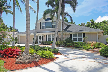 Home for Sale at 4608 Orchid Drive, Tequesta FL 33469